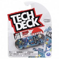 Tech Deck Single Pack Fingerboard S21 - Baker Kader Sylla