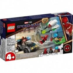 LEGO Marvel Spiderman 76184 Spider-Man vs. Mysterio's Drone Attack
