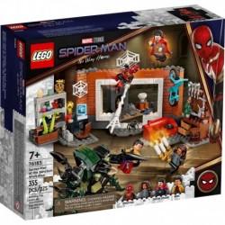 LEGO Marvel Spiderman 76185 Spider-Man at the Sanctum Workshop