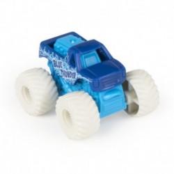 Monster Jam Mini Vehicle F21 - Blue Thunder White Tyre