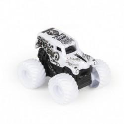 Monster Jam Mini Vehicle F21 - Grave Digger White