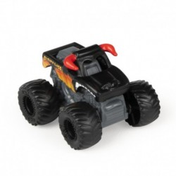 Monster Jam Mini Vehicle F21 - El Toro Loco Black
