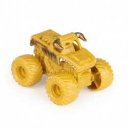 Monster Jam Mini Vehicle F21 - El Toro Loco Gold