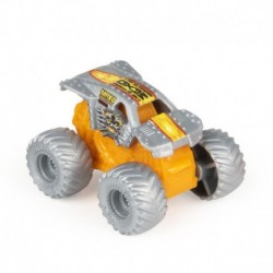 Monster Jam Mini Vehicle F21 - Max-D Silver Tyre