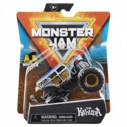 Monster Jam 1:64 Single Pack F21 Big Kahuna Wheelie Bar