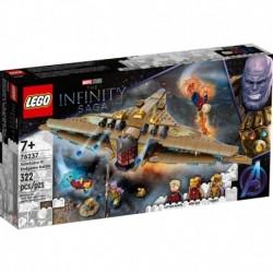 LEGO Marvel 76237 Sanctuary II: Endgame Battle