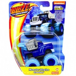 Blaze and the Monster Machines Monster Engine Crusher