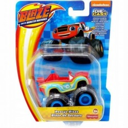 Blaze and the Monster Machines Rescue Blaze