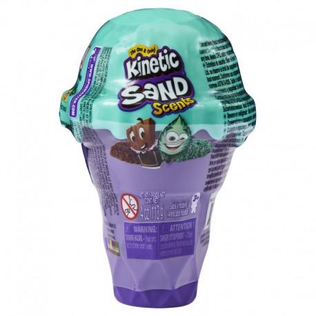Kinetic Sand Scents Ice Cream Cone Mint Chocolate