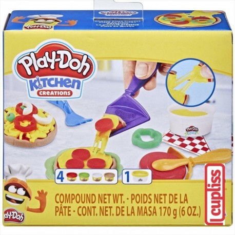 Play-Doh Kitchen Creations Cheesy Pizza Playset