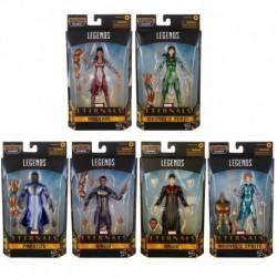 Marvel Legends Series Eternals Complete Set of 6