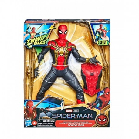 Marvel Spider-Man Thwip Blast Integrated Suit