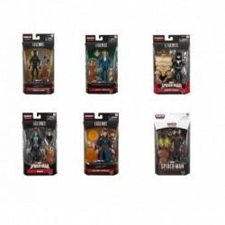 Marvel Legends Spider-Man Complete Set of 6