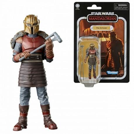 Star Wars The Mandalorian The Armorer
