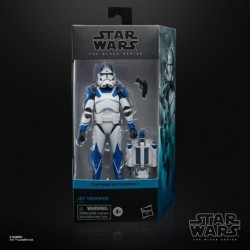 Star Wars The Black Series Gaming Greats Jet Trooper Toy 6-Inch-Scale Star Wars: Battlefront II Figure