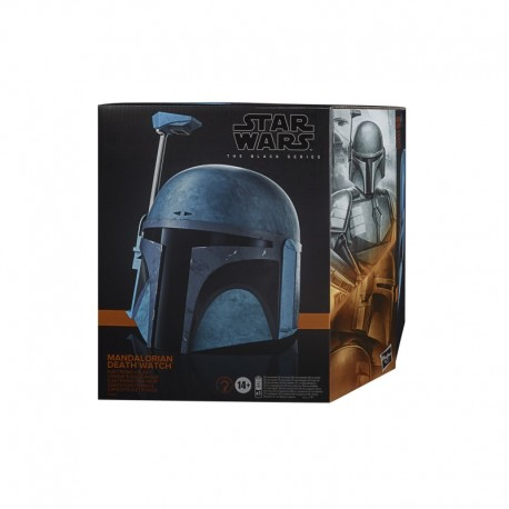 Star Wars Black Series Death Watch Mandalorian Electronic Helmet