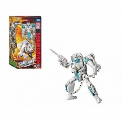 Transformers Generations War for Cybertron: Kingdom Voyager WFC-K35 Tigatron Action Figure