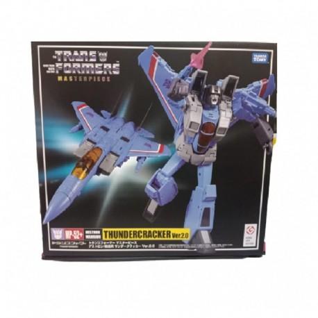 Transformers Masterpiece MP-52+ (Seekers) Thundercracker 2.0 Action Figure