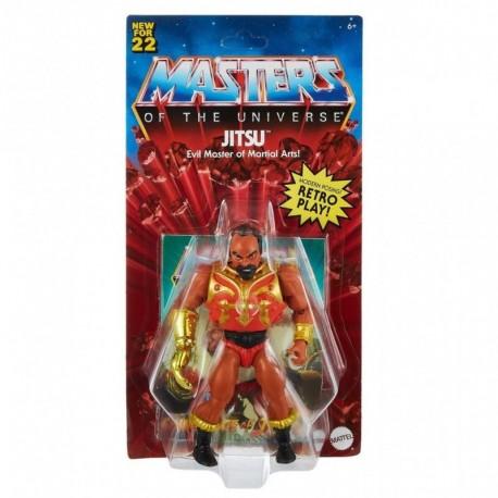 Masters of the Universe Origins - Jitsu Action Figure
