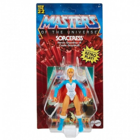 Masters of the Universe Origins - Sorceress Action Figure