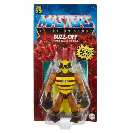 Masters of the Universe Origins - Buzz-Off Action Figure