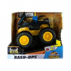 Hot Wheels Monster Trucks 1:43 Bash-Ups Vehicle - Steer Clear
