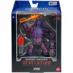 Masters of the Universe Masterverse Revelation Spikor Action Figure