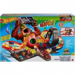 Hot Wheels Toxic Gorilla Slam