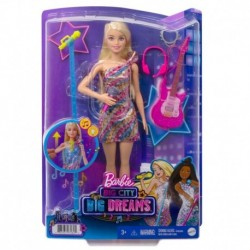 Barbie Doll Singing with Music & Light-Up Features, Blonde