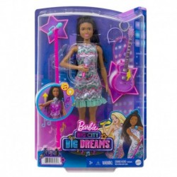 Barbie: Big City, Big Drea,s Singing ' Brooklyn' Barbie Doll with Music Feature