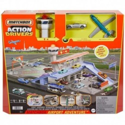 Matchbox Airport Adventure Playset