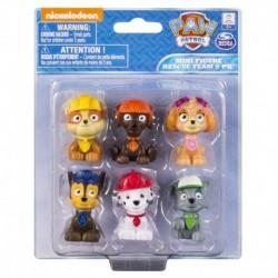 Paw Patrol Mini Figure Rescue Team 6 Pack
