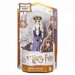Wizarding World: Harry Potter Magical Minis Collectible 3-inch Figure - Dumbledore
