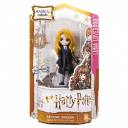 Wizarding World: Harry Potter Magical Minis Collectible 3-inch Figure - Luna Lovegood