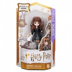 Wizarding World: Harry Potter Magical Minis Collectible 3-inch Figure - Hermione Granger
