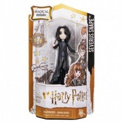 Wizarding World: Harry Potter Magical Minis Collectible 3-inch Figure - Severus Snape