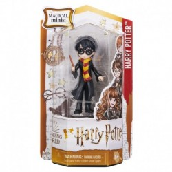 Wizarding World: Harry Potter Magical Minis Collectible 3-inch Figure - Harry Potter