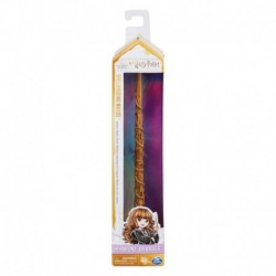 Wizarding World: Harry Potter Authentic 12-inch Spellbinding Wand with Collectible Spell Card - Hermione Granger