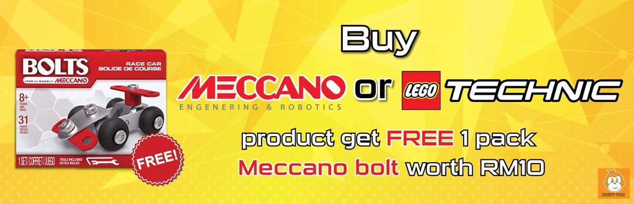 GWP Meccano Bolt Oct 2019