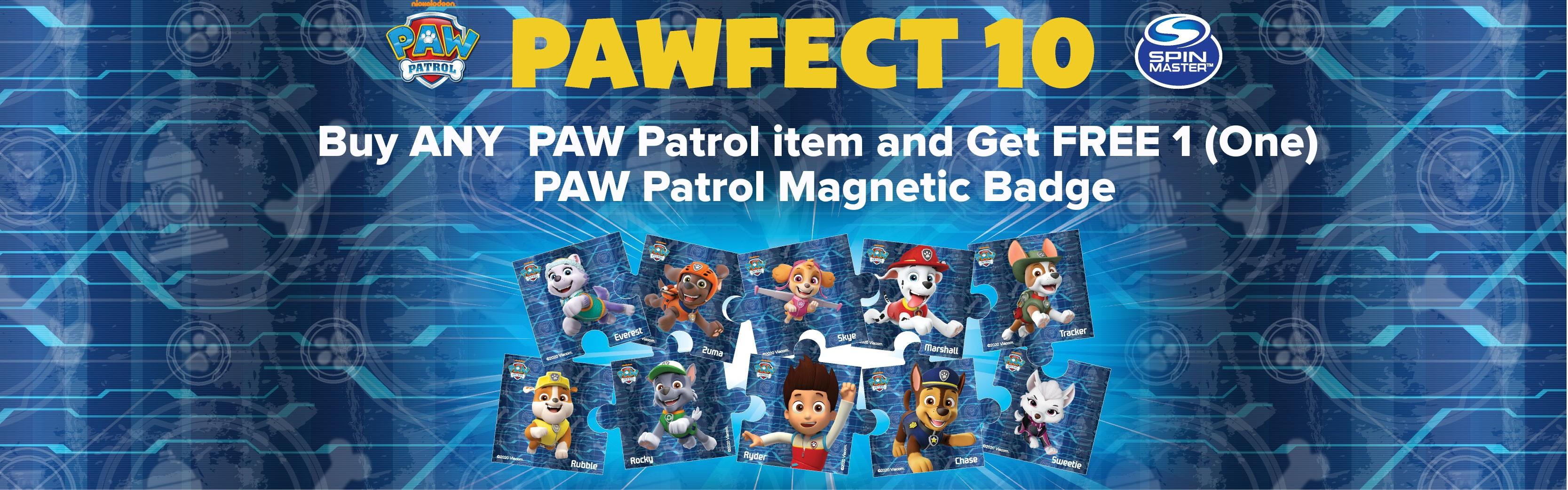 PAW Patrol GWP